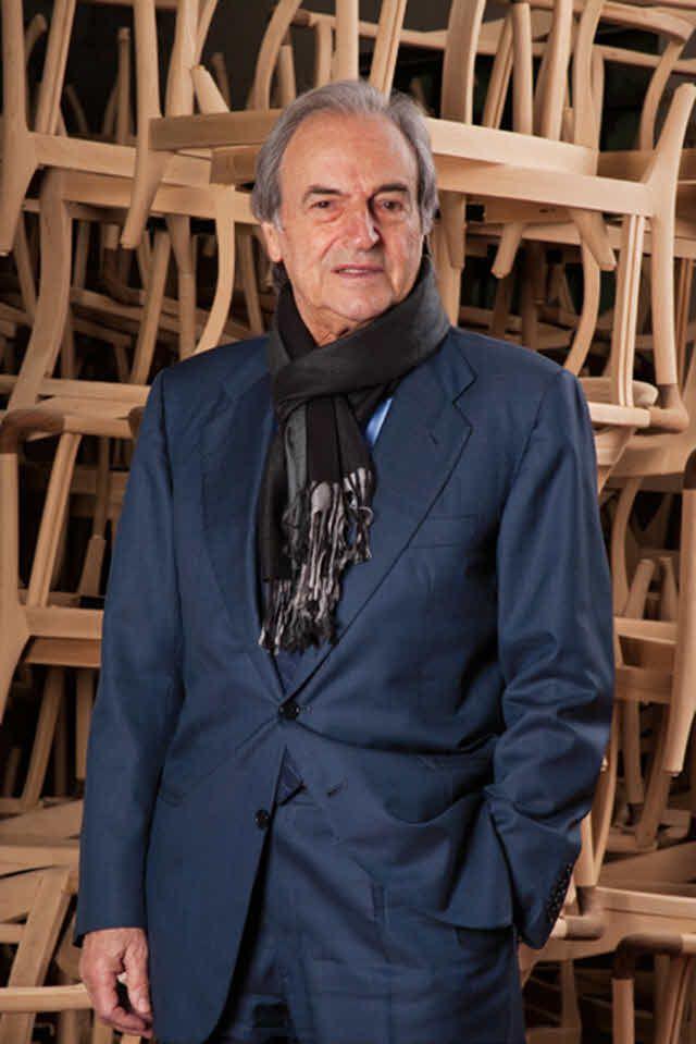 Карло Джорджетти, владелец компании Giorgetti