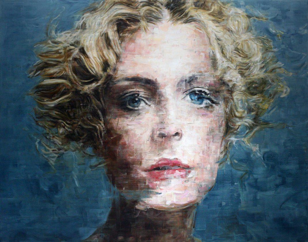 Урок портретной живописи