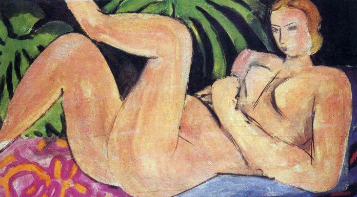 Иллюстрации Матисса