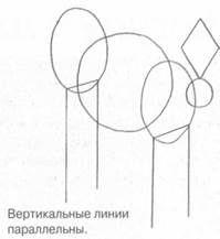 Рисуем зебру восковым карандашом