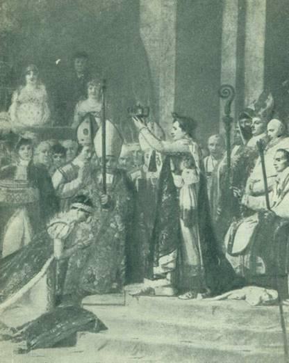 Коронация (фрагмент)
