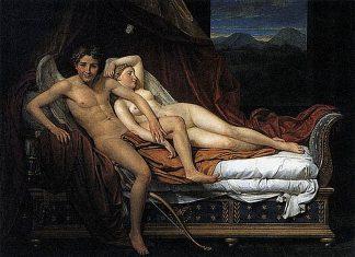 Жак-Луи Давид «Амур и Психея»
