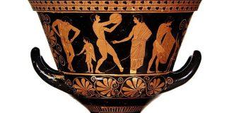 «краснофигурная» керамика