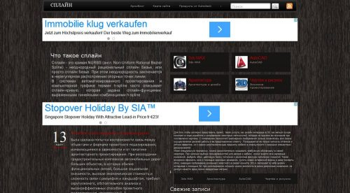 Человекопонятный url (чпу) для WordPress