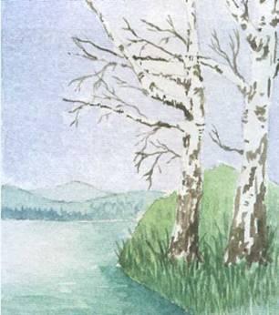 Мы рисуем деревья