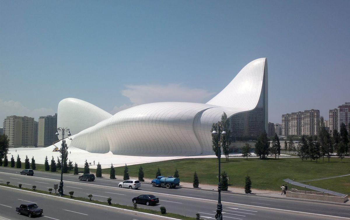 Музей Гейдара Алиева