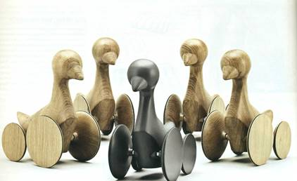 Легион деревянных птенцов