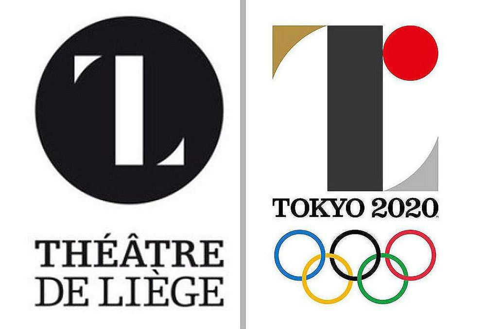 Эмблема Олимпийских игр в Токио